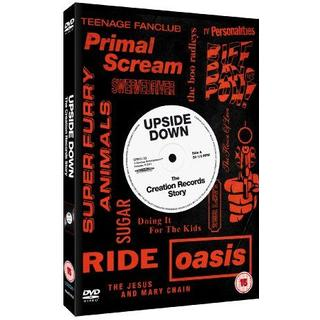Upside Down - The Creation Records Story [DVD] [2010]